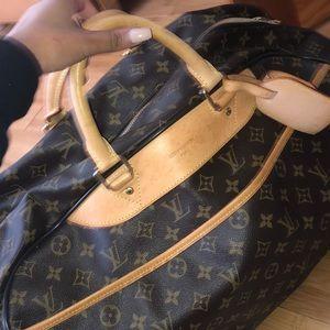 Handbags - Louis Vuitton Monogram Eole 50